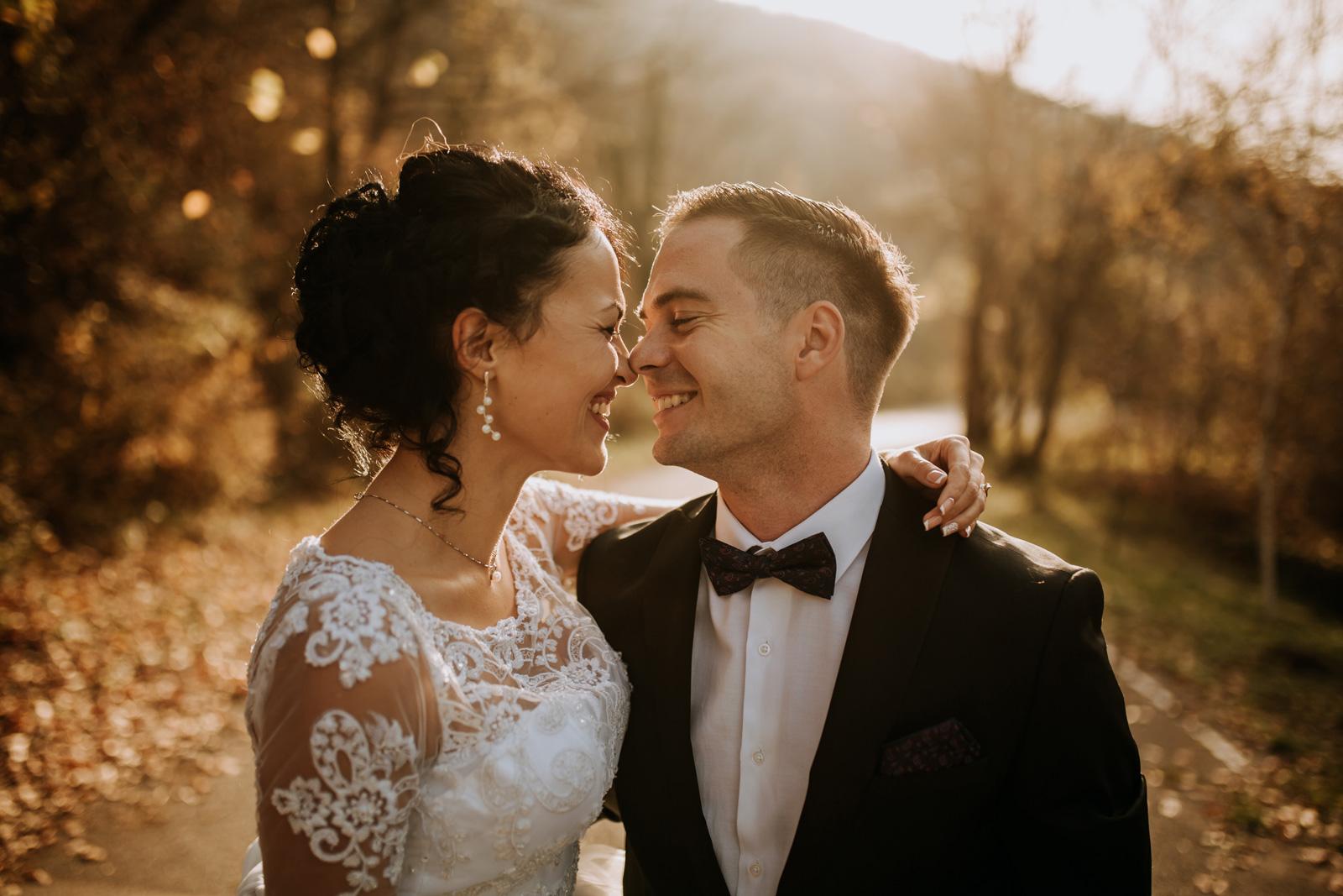 Есенна сватба, предимства и недостатъци